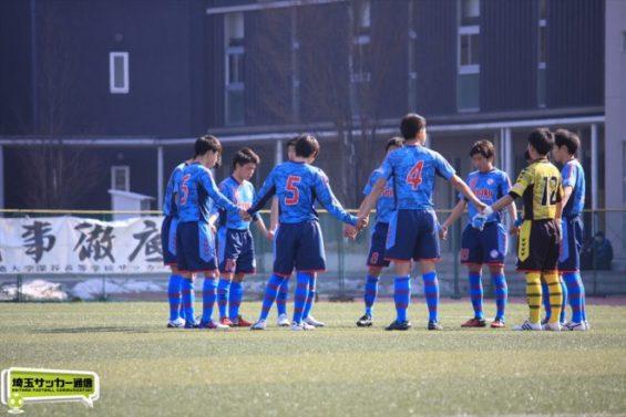 埼玉 県 高校 サッカー 新人 戦